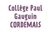 Animations événementiel collège Paul Gauguin à Cordemais
