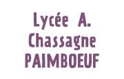 Animations événementiel lycée Albert Chassagne à Paimboeuf