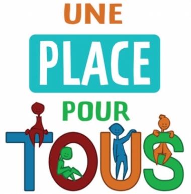 Logo une place pour tous