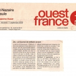 Ouest France - Shifumi sur ring