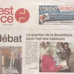 Ouest France - Cuisine de quartier