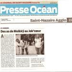 Presse Océan - Des as du Mölkky